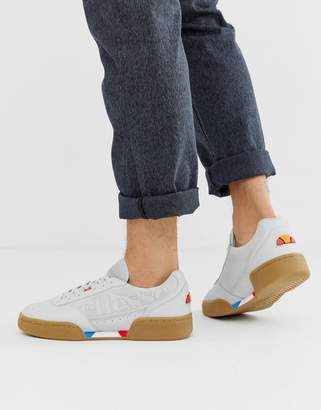 Ellesse piacentino chunky sneakers gray