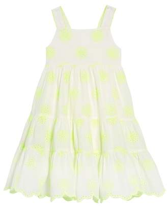 Boden Mini Twirly Tiered Dress