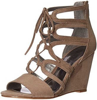 Carlos by Carlos Santana Women's Madelyn Wedge Sandal $79 thestylecure.com