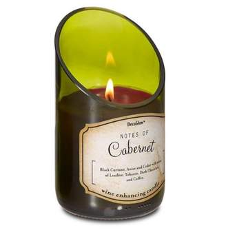Smart Living Company WINE BOTTLE CABERNET SCENTED CANDLE