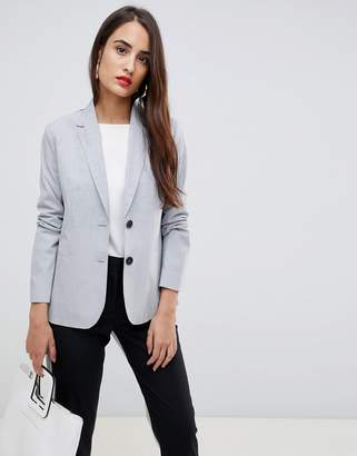 French Connection Color Block Blazer