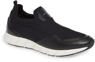 Salvatore Ferragamo Columbia Slip-On Sneaker