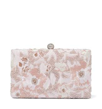 Ever New Lola Embroidered & Beaded Clutch