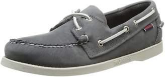 Sebago Men's Docksides Leather Boat Shoes US 9