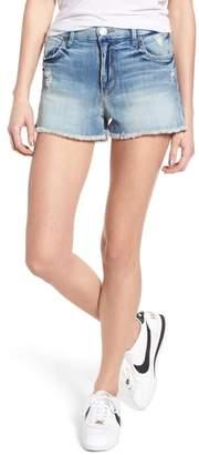 STS Blue High Waist Boyfriend Shorts