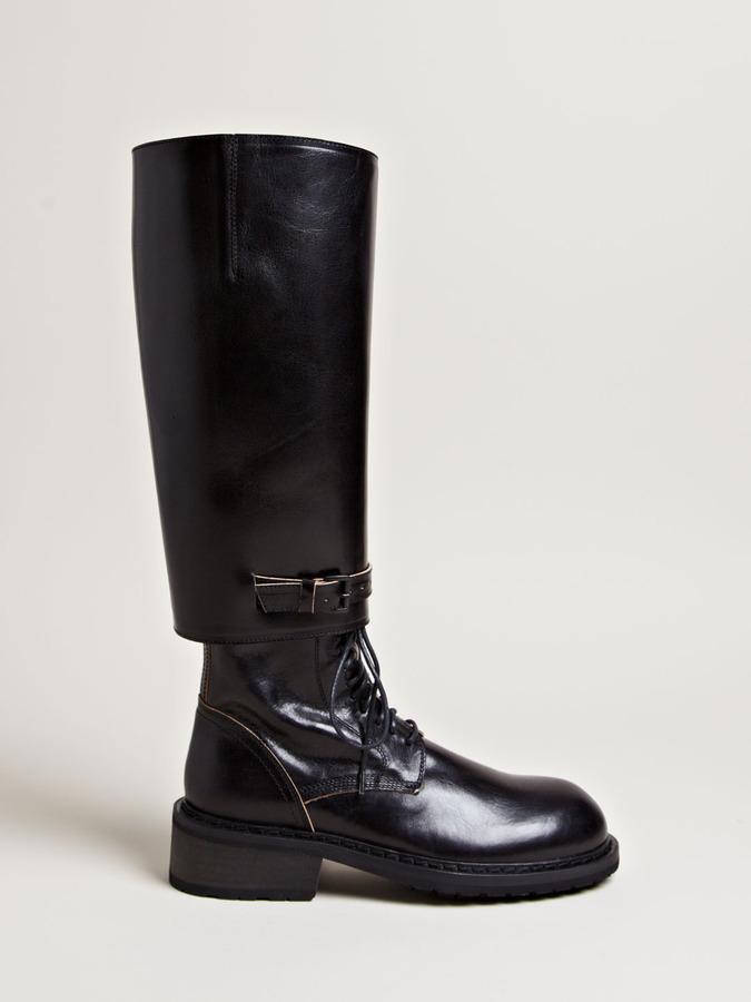 Ann Demeulemeester Women's Tamponato Boots