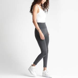 Yummie Washed Moto Seamless Skimmer Legging