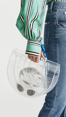 Cult Gaia Small Acrylic Ark Bag