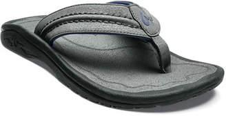 OluKai Men's Hokua Thong Sandals