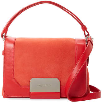 Stuart Weitzman Women's Mini Leather Satchel