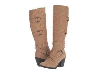 Blowfish Stay Women's Zip Boots