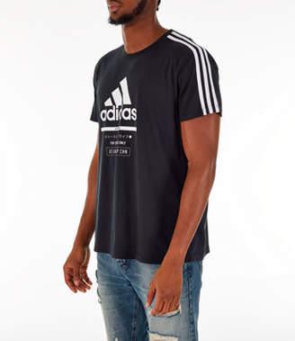 adidas Men's Classic International T-Shirt