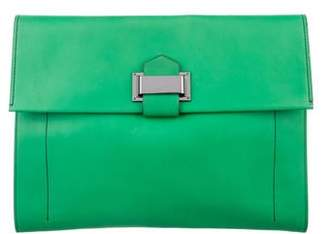 Reed Krakoff Large Standard Leather Clutch