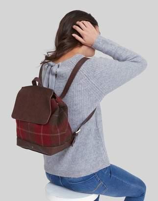 Joules Clothing Trippa tweed Rucksack