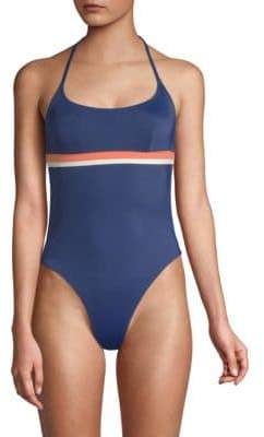 The Marina One-Piece Swimsuit