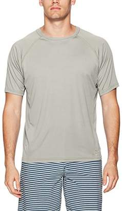 Mr.Swim Mr. Swim Men's Contrast UPF 50+ Swim Tee