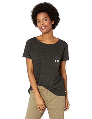 Roxy Junior's Wake Up and Surf Short Sleeve T-Shirt