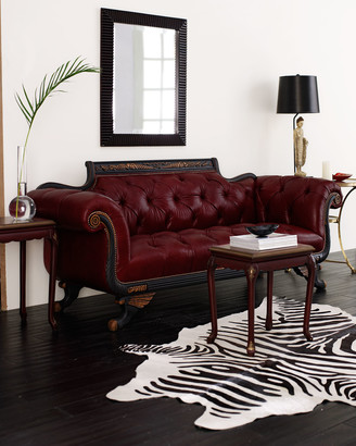Old Hickory Tannery Promenade Duncan Sofa