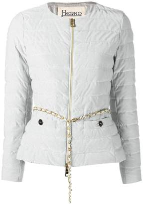 Silver Down Jacket - ShopStyle 611d8fdc9