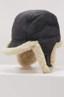Isabel Marant Fur Airy hat