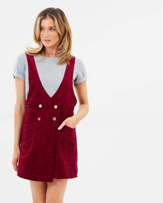 Free People Canyonlands Cord Dress