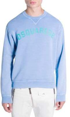 DSQUARED2 Logo Crewneck Sweatshirt