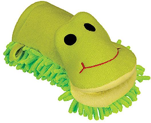 Kingsley Terry Frog Scrubbing Mitt