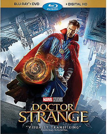 Doctor Strange Blu-ray Combo Pack - Pre-Order