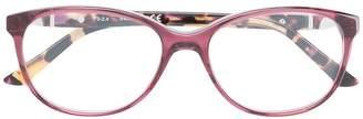 Swarovski Eyewear round frame glasses