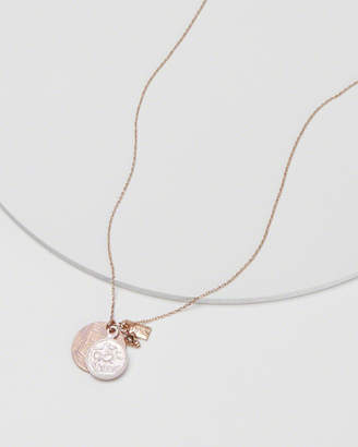 Abercrombie & Fitch Multi Charm Necklace