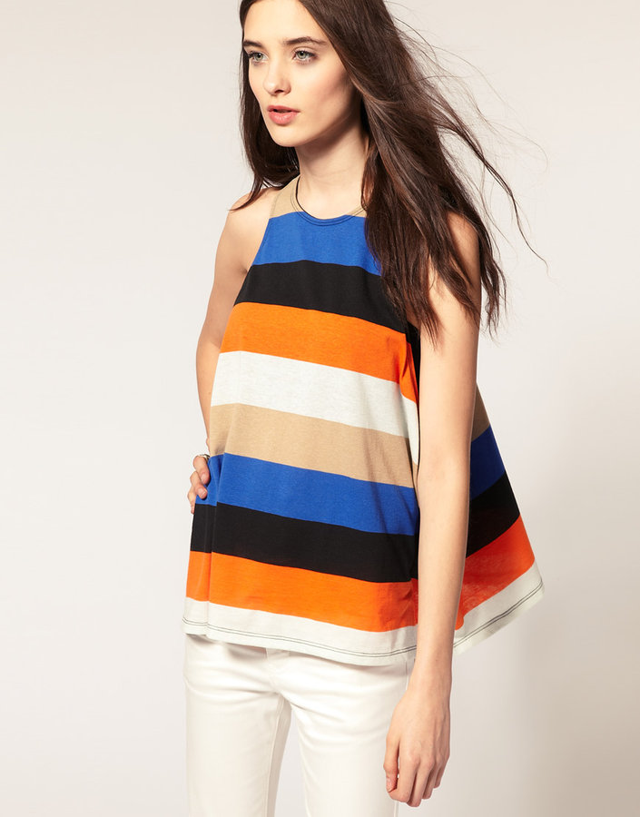 Cheap Monday Striped Tank
