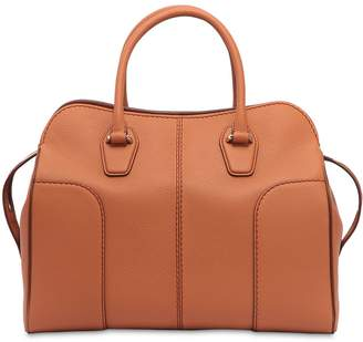 Tod's Sella Soft Leather Top Handle Bag