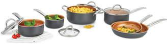 B.ella KitchenSmith 10-Pc. Copper Non-Stick Cookware Set