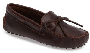 Women's Minnetonka Driving Moccasin $56.95 thestylecure.com
