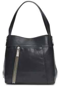 Frye Lena Leather Shoulder Bag