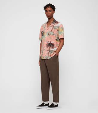 AllSaints Luau Hawaiian Shirt