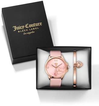 Juicy Couture Rose Gold Jet Setter Gift Set