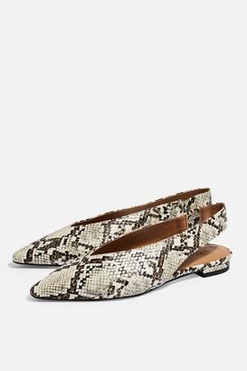 Topshop ABELLA Slingback Shoes