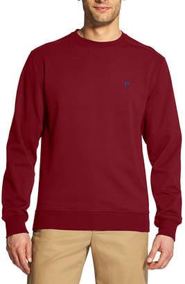 Izod Advantage Performance Stretch Fleece Sweatshirt