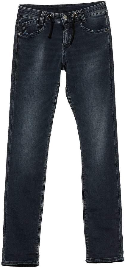 104 Jogg - Jeans mit Slimcut - grau