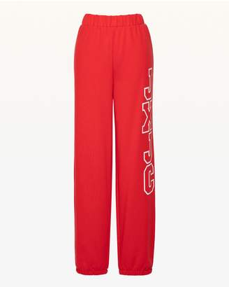 Juicy Couture JXJC Vertical Logo Jogger Pant