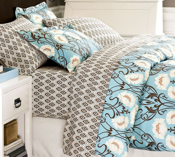 Tatum Organic Bedding Ensemble