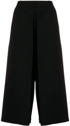 Alexander Wang side pocket cropped palazzo pants