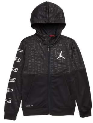Nike JORDAN Jordan Tech Accolades Hooded Track Jacket