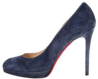 Christian Louboutin New Simple 120 Pumps