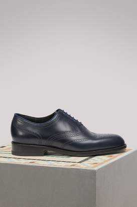 J.M. Weston Cyclist Brogues