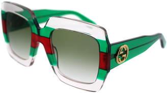 Gucci Women's Fashion 54Mm Sunglasses