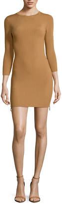 Arc Mogran Sheath Dress
