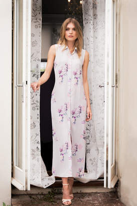 Sophie Cameron Davies Silk Maxi Dress