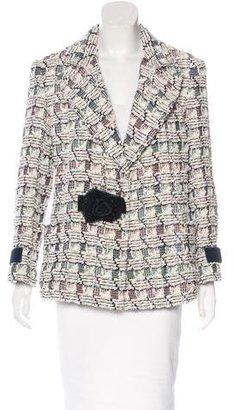 Chanel 2017 Tweed Blazer w/ Tags